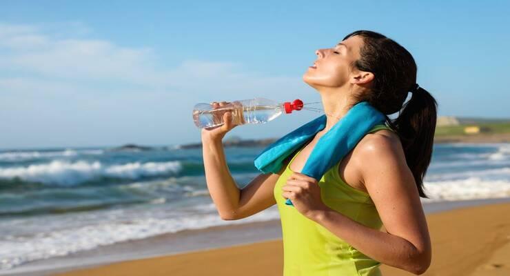 Фото к статье: 5 хитростей, которые облегчат ваши тренировки в жару