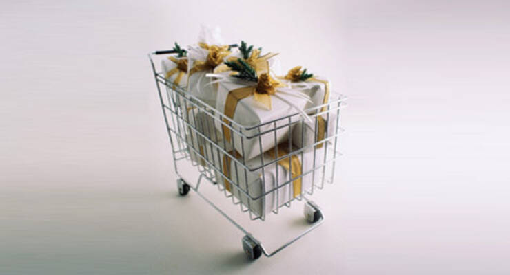 Фото к статье: Вкусные подарки на Новый Год