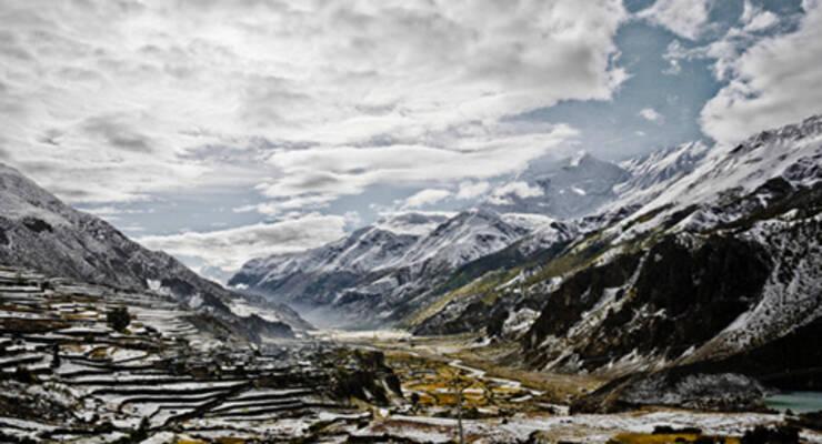 Фото к статье: Виктор Корольков о своем духовном поиске в Гималаях