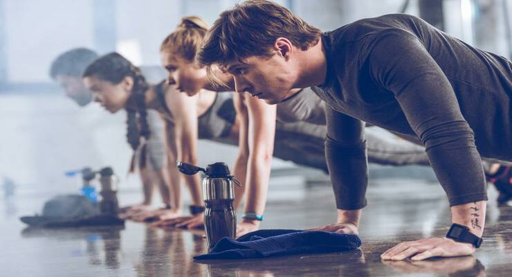 Фото к статье: Как правильно тренироваться астматикам