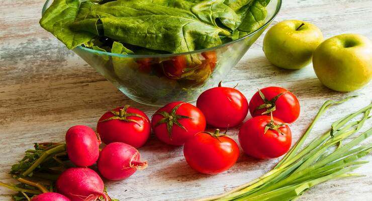 Фото к статье: Можно ли изменить генетику с помощью диеты