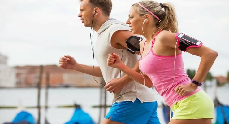 Фото к статье: Новое исследование: женщины на тренировках выносливее мужчин