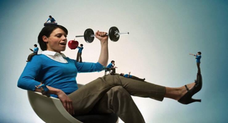 Фото к статье: Здоровый образ жизни: как расставить приоритеты