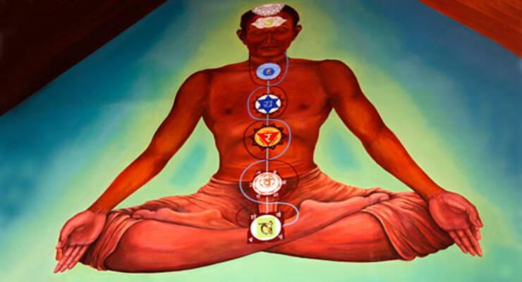 Фото к статье: Алена Мордовина о целительной силе чакра-йоги