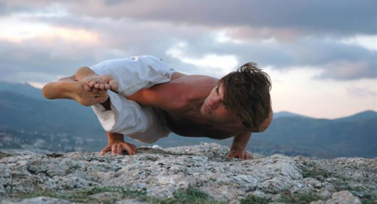 Фото к статье: Хатха-йога