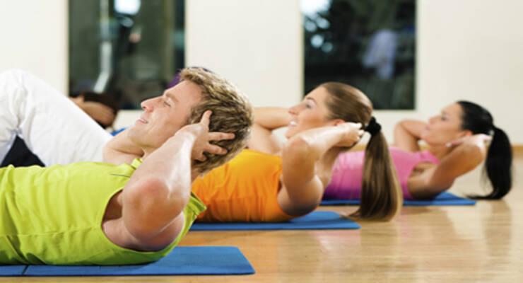 Фото к статье: Эффективные упражнения для пресса в домашних условиях! (ФОТО)