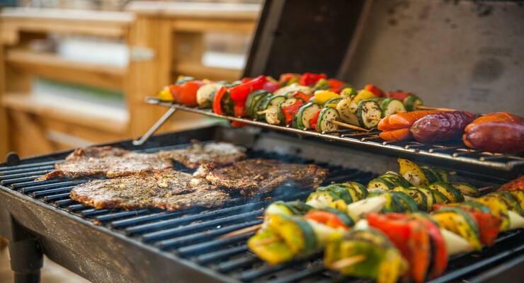 Фото к статье: Блюда на гриле: рецепты из разных стран