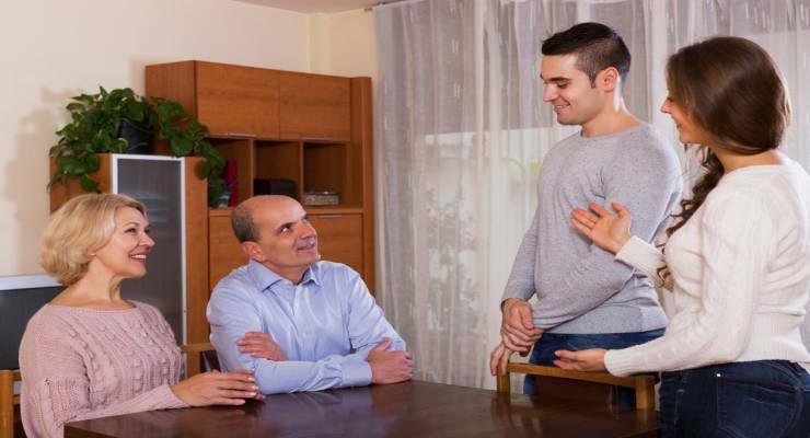 Фото к статье: Знакомство с родителями: как его не испортить?