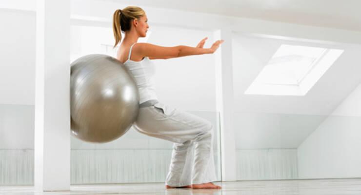 Фото к статье: Алена Мордовина: зачем соединять йогу и пилатес