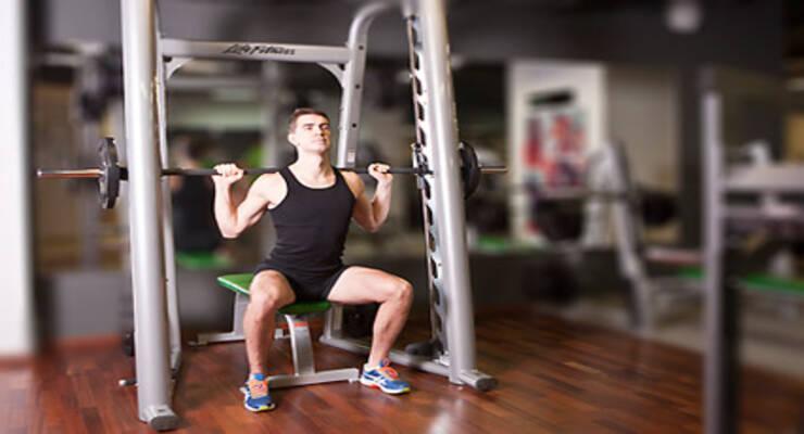 Фото к статье: Как подготовиться к сексу: упражнения для мужчин (ФОТО)