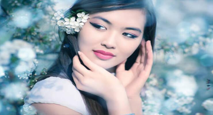 Фото к статье: Восточный экспресс: секреты красоты китаянок, кореянок и японок