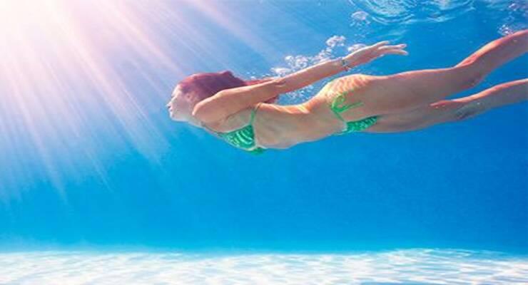 Фото к статье: Почему вам стоит заняться плаванием