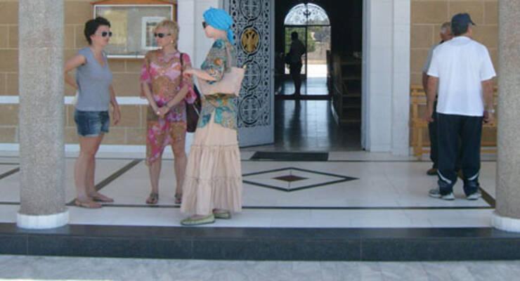 Фото к статье: Йога-тур на Кипре. Победа велнеса над пеклом