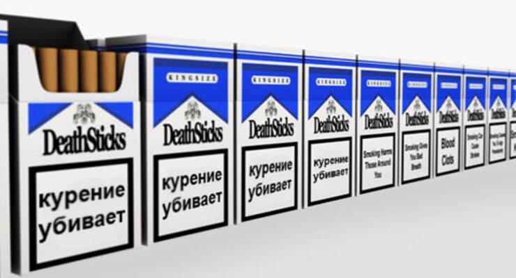 Фото к статье: Курение убивает — по-крупному