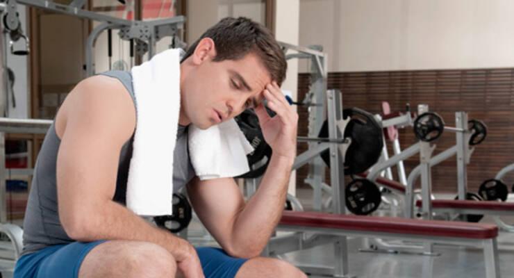 Фото к статье: 5 тревожных симптомов во время тренировки