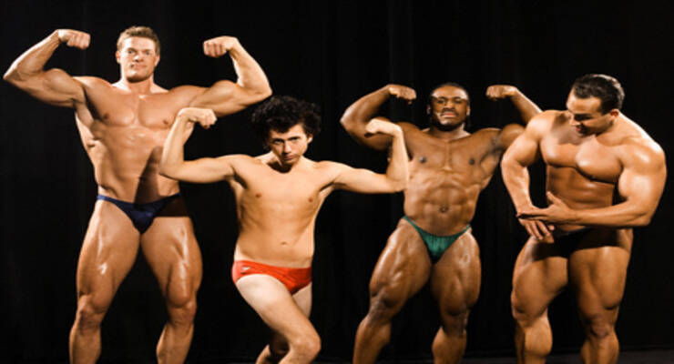 Фото к статье: Идеальная мужская фигура: стандарты красоты