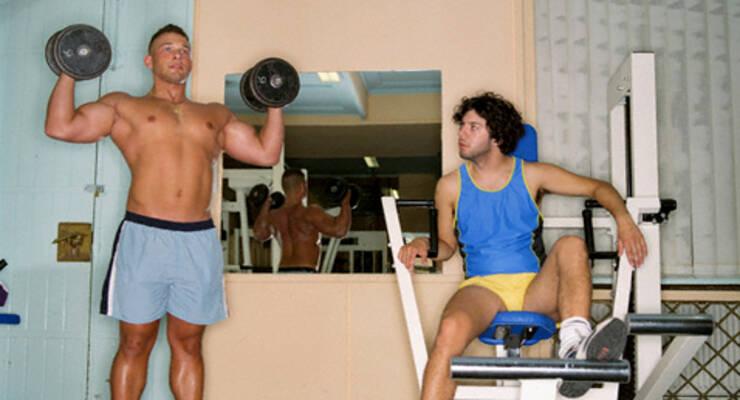 Фото к статье: Наталья Лебедева: тренажеры или свободные веса?