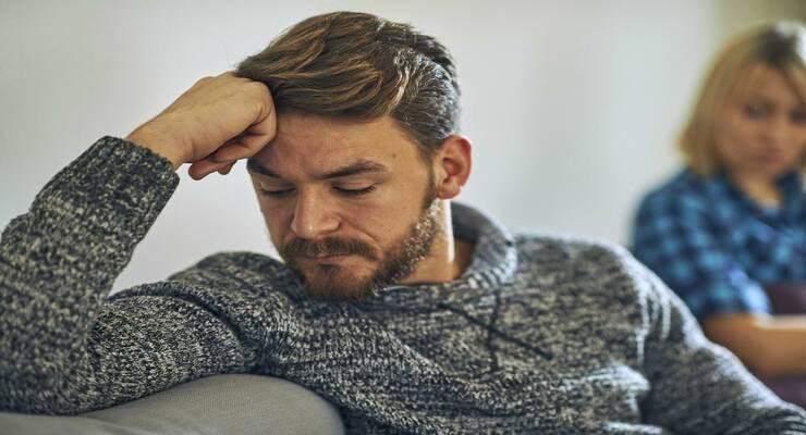 Фото к статье: Не просто грустный: 5 признаков депрессии у вашего партнера