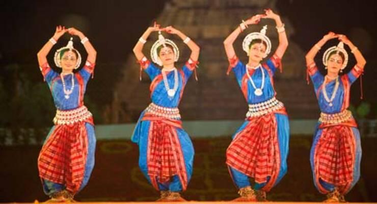 Фото к статье: Ашвани Нигам: танец как физиотерапия