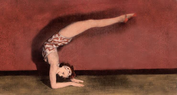 Фото к статье: Артистик-йога