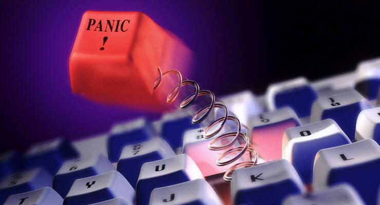 Фото к статье: Паническая атака