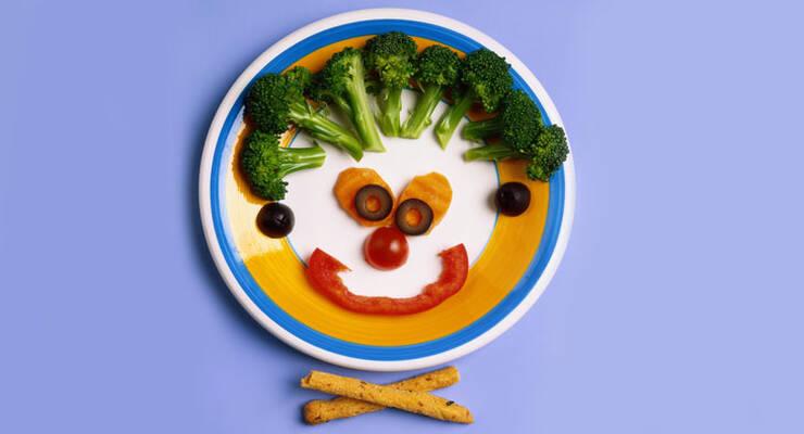 Фото к статье: Позитивное питание