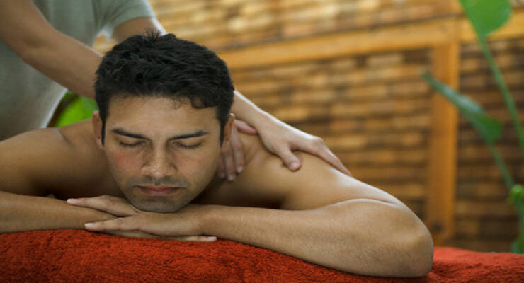 Фото к статье: Шведский массаж