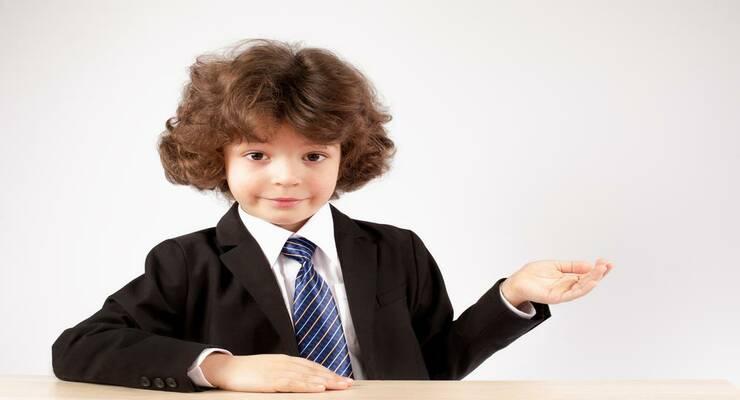 Фото к статье: Деловые люди: как вырастить из ребенка успешного бизнесмена