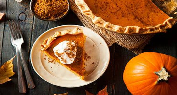Фото к статье: Десерты из тыквы: рецепты от шеф-поваров