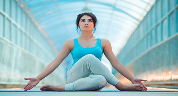 Фото к статье: Асаны йоги для здорового сердца (ФОТО)