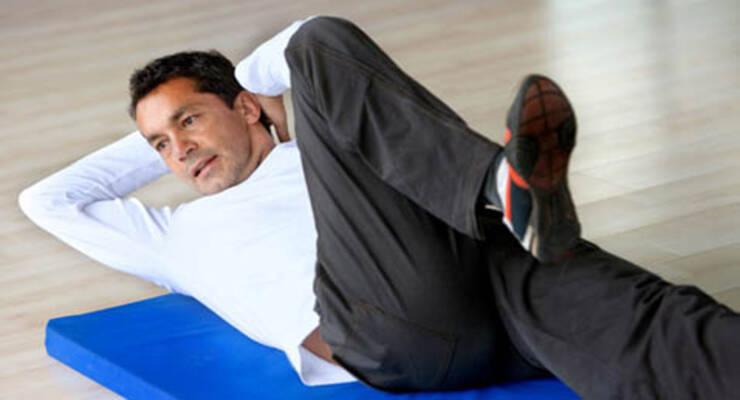 Фото к статье: Упражнения для мужчин от Татьяны Лисицкой