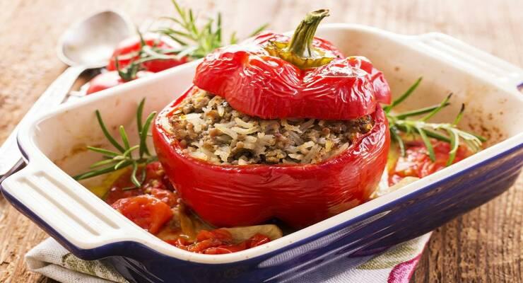 Фото к статье: Готовим блюда в овощах: рецепты шеф-поваров. Часть II