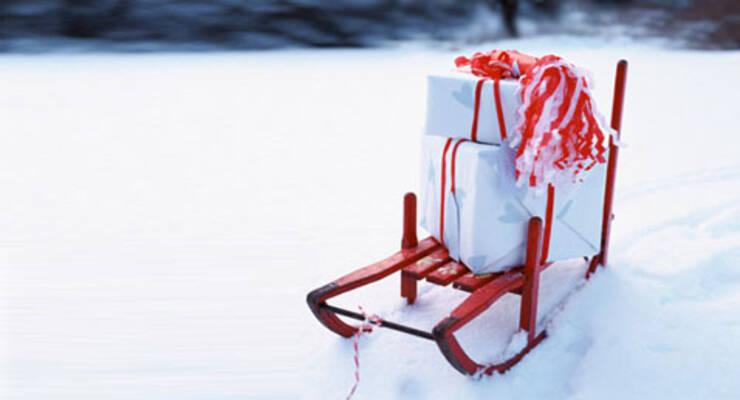 Фото к статье: Активные подарки