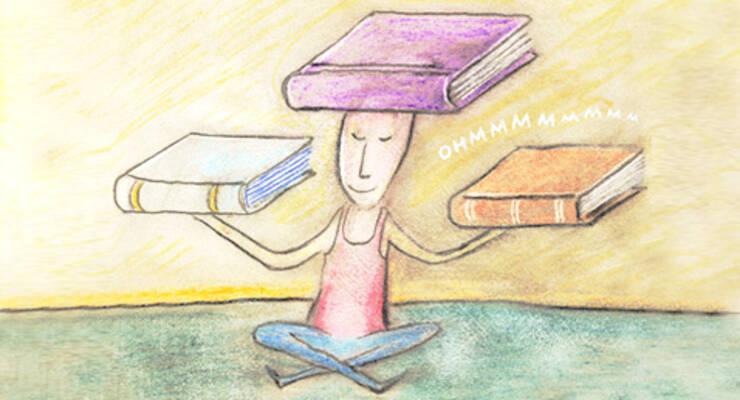 Фото к статье: Книги для самопознания от Юлии Зайченковой
