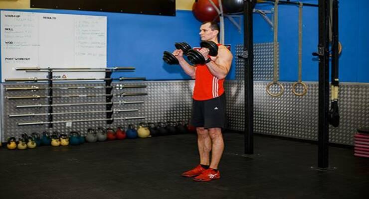 Фото к статье: Тренировка со звездой: лучшие упражнения для рук от Хью Джекмана. Часть II