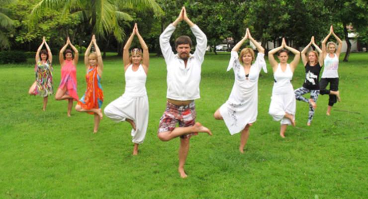 Фото к статье: Индонезия. Бали. Кундалини-йога с Алексеем Меркуловым. Финал