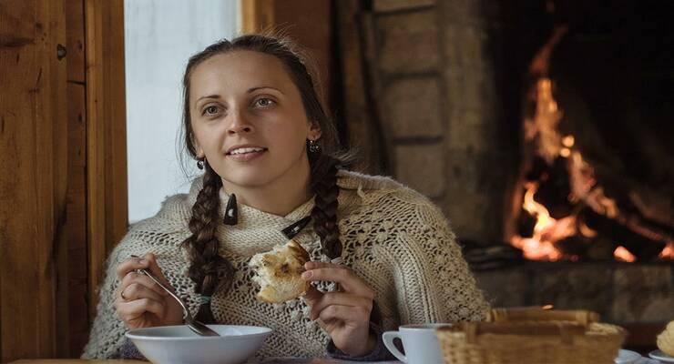 Фото к статье: Зимнее меню: правила питания в холодное время года