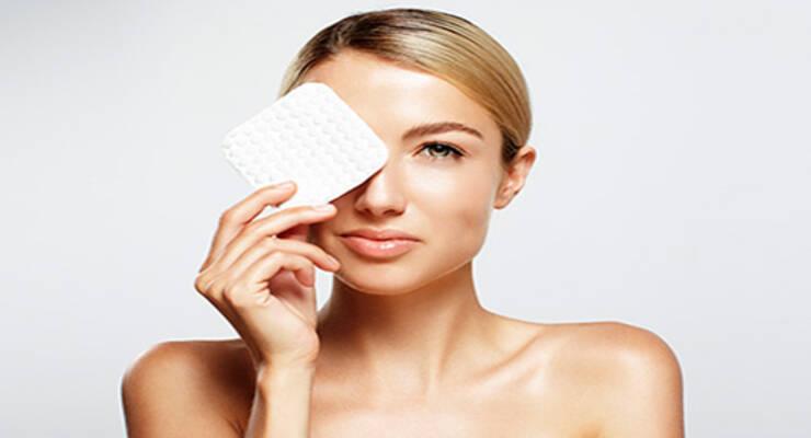 Фото к статье: Как правильно матировать кожу