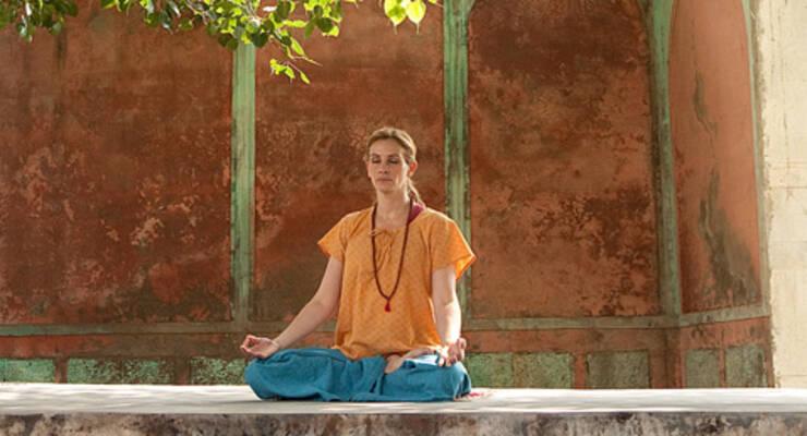 Фото к статье: Йога в кино