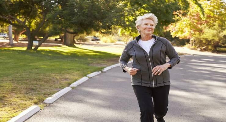 Фото к статье: 5 правил бега для тех, кому больше сорока лет