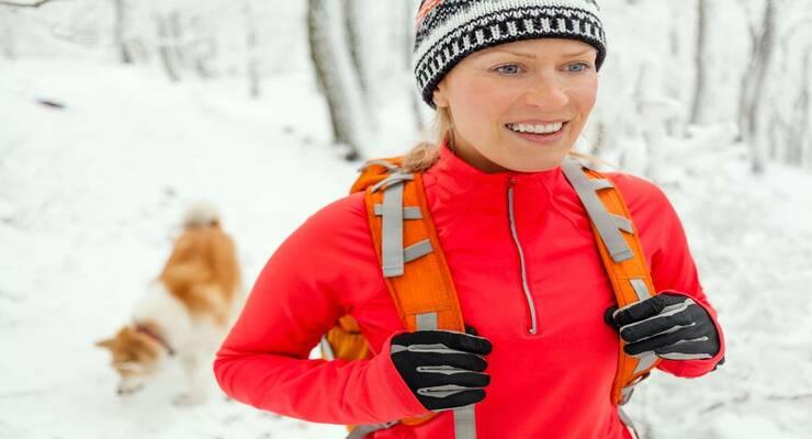 Фото к статье: Новогодние каникулы: как поддерживать себя в форме без спортзала