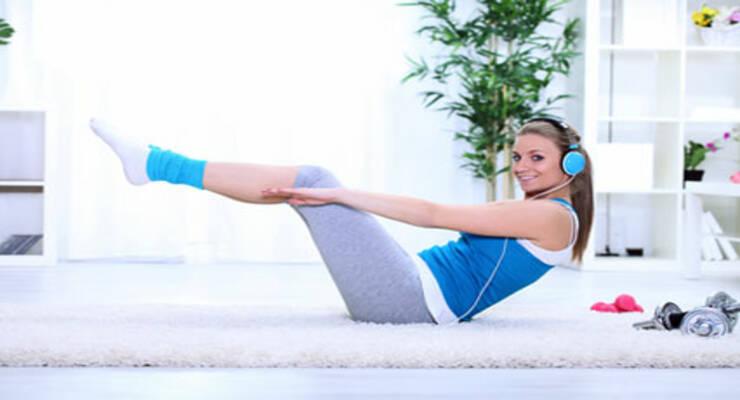 Фото к статье: Флексислим: экспресс-фитнес в домашних условиях (ФОТО!)