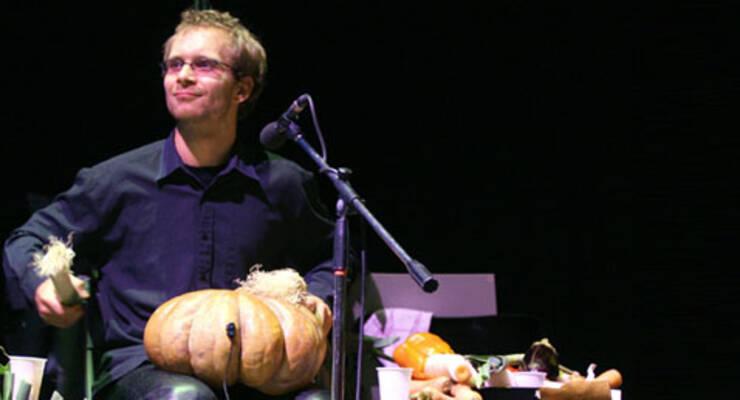 Фото к статье: В Москву едет Венский овощной оркестр