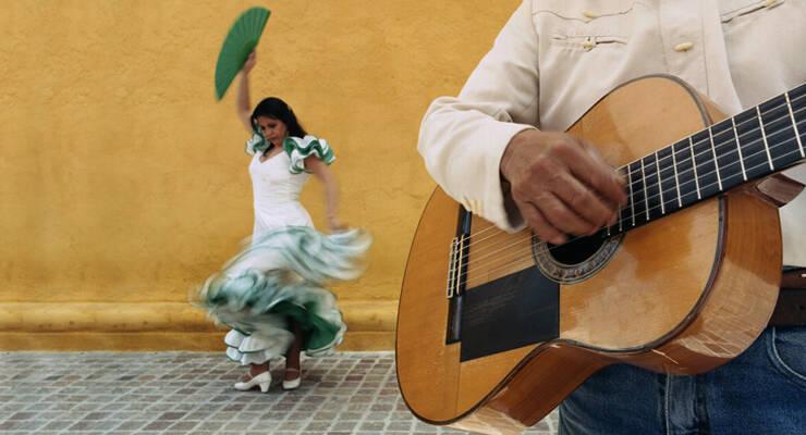 Фото к статье: Фламенко