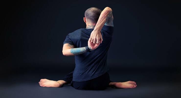 Фото к статье: 10 асан йоги для красивой спины (видео)