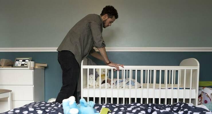 Фото к статье: Сон малыша: стоит ли укачивать кроху?