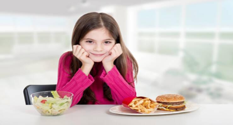 Фото к статье: Как похудеть ребенку