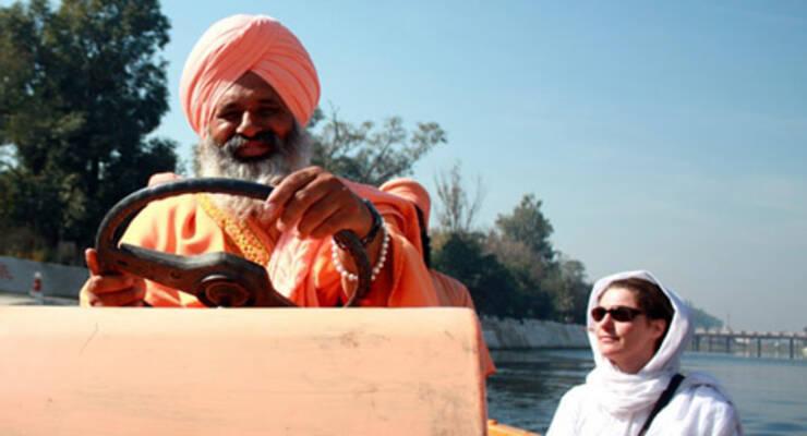 Фото к статье: Паломничество в Индию Алексея Меркулова. Часть 3
