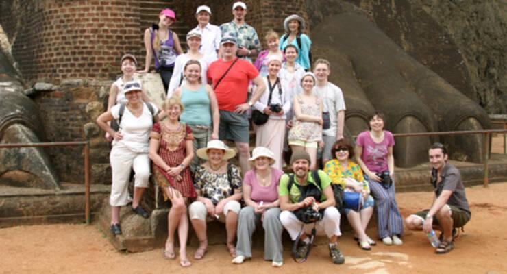 Фото к статье: Йога-тур на Шри-Ланке. День 3-й