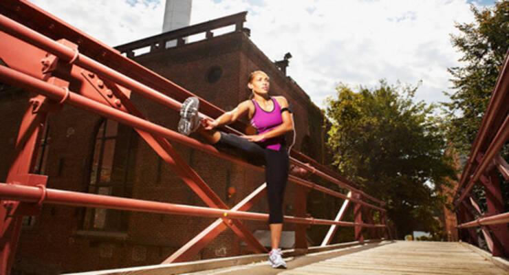 Фото к статье: Street workout: комплекс упражнений для двора или парка
